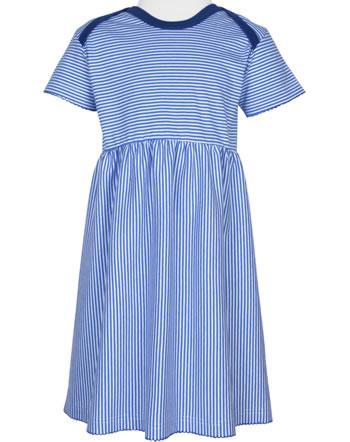 loud + proud Dress STRIPES cobalt 6025-cob GOTS