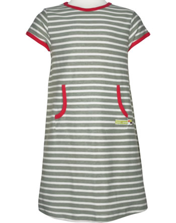loud + proud Dress strap Stripes olive 6015-oli GOTS