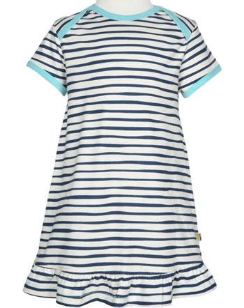 loud + proud Dress strap Stripes ultramarin 6013-ul GOTS