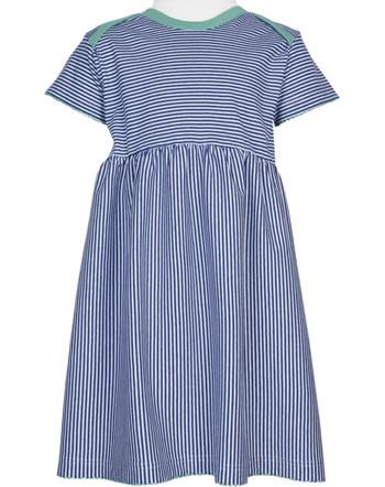 loud + proud Dress STRIPES ultramarin 6025-ul GOTS