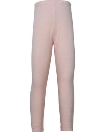 loud + proud Leggings Uni UNTER DEM MEER rosé 4122-rs GOTS