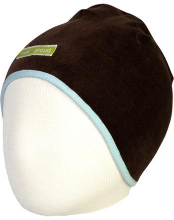 loud + proud Hat BASIC chocolate GOTS 731-ch