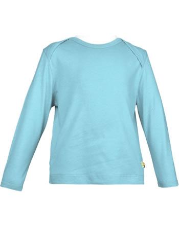 loud + proud Shirt manches longues Uni SOUS LA MER lagoon 1065-lag GOTS