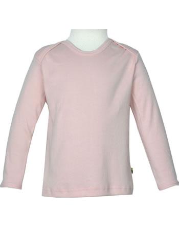 loud + proud Shirt manches longues Uni SOUS LA MER rosé 1063-rs GOTS