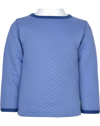 loud + proud Shirt Langarm WALDTIERE indigo 1080-ind GOTS
