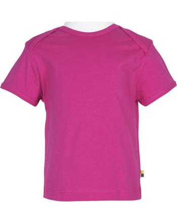 loud + proud T-Shirt Kurzarm UNI azalea 1041-aza GOTS