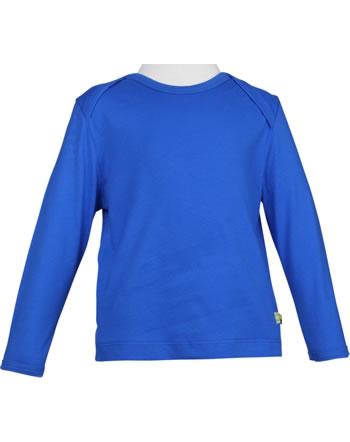 loud + proud T-Shirt Langarm cobalt 1032-cob GOTS