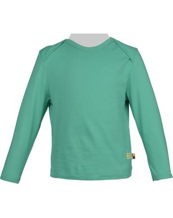 loud + proud T-Shirt Langarm jade 1032-jad GOTS