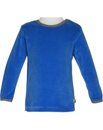loud + proud T-Shirt Langarm Nicki cobalt 1048-cob GOTS
