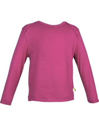loud + proud T-Shirt Langarm UNI azalea 1042-aza GOTS