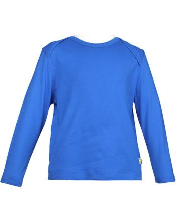 loud + proud T-Shirt Langarm UNI cobalt 1042-cob GOTS