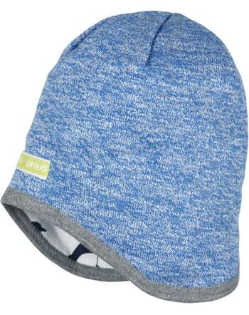 loud + proud Reversible hat cobalt 7074-cob GOTS