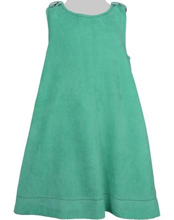 loud + proud Reversible dress corduroy PINGUIN jade 6020-jad GOTS