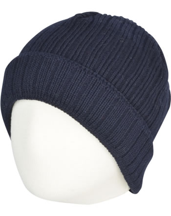 MaxiMo Knitted hat navy 53575-095495-0011