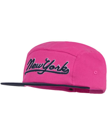 MaxiMo Basecap NEW YORK pink/navy 63503-756000-2548