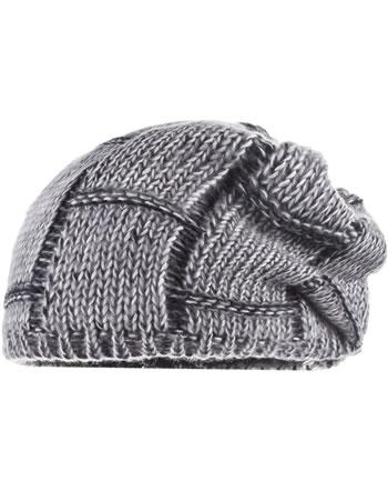 MaxiMo Hat Beanie w. lining grey/black 73574-251700-0546