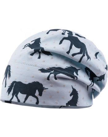 MaxiMo Hat Beanie UNICORN blue/navy 83500-988600-39