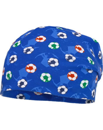 MaxiMo Hat Beanie FOOTBALL blue 83500-995100-88