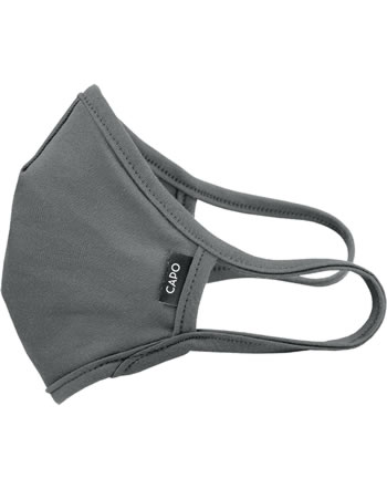 MaxiMo CAPO Kids Set of 3 mouth and nose protection, mask granit 00700-074300-06