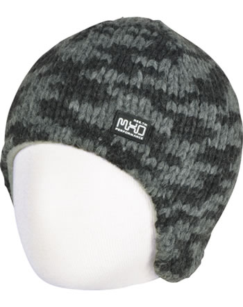 Maximo Kids Bonnet BOY grey 83574-258600-49