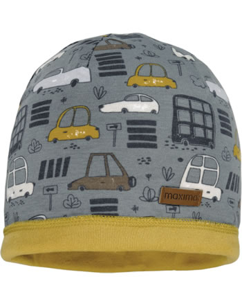 MaxiMo Hat CAR rabbit/curry 93500-042500-0072