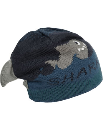 MaxiMo Kids-Hat Beanie blue 93578-210900-51