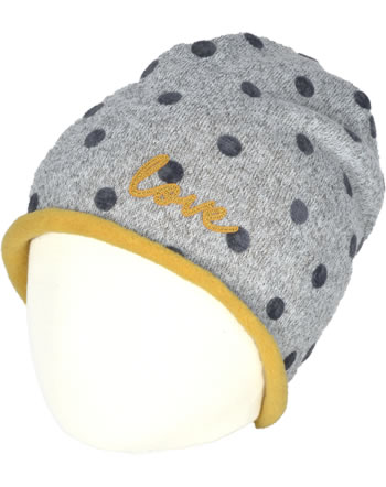 MaxiMo Kids-Hat Beanie grey 93500-042476-40