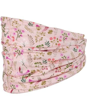 MaxiMo multifunctional cloth Loop MINI pink / patterned-birds 13600-082800-0005