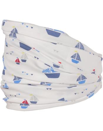 MaxiMo multifunctional cloth Loop MINI white / light blue-boats 13600-082800-0062