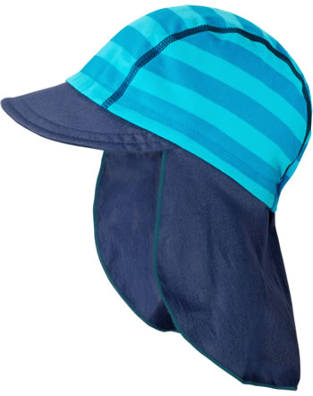 MaxiMo Cap with neck protection UV 40+ blue 83500-994700-426