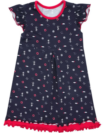 MaxiMo summer dress MINI marine lighthouse 19000-131400-0057