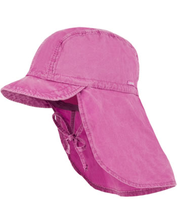 MaxiMo Cap with neck protection MINI UV 30+ pink 74500-674300-41
