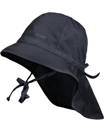 MaxiMo Cap with neck protection navy 64500-427286-0048