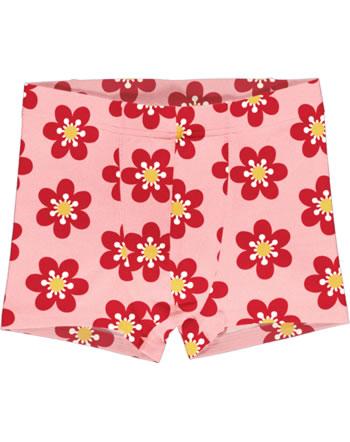 Maxomorra Boxer Shorts ANEMONE pink C3430-M466 GOTS