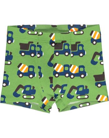 Maxomorra Boxer Shorts CONSTRUCTION green C3411-M466 GOTS