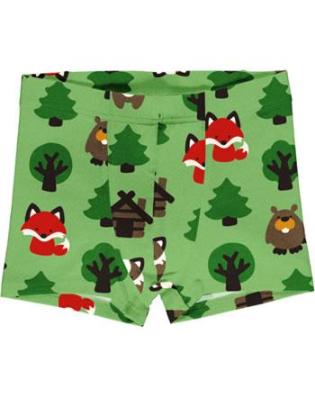 Maxomorra Boxer Shorts GREEN FOREST green C3408-M466 GOTS