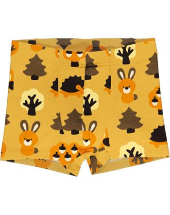 Maxomorra Boxer Shorts YELLOW FOREST yellow C3423-M466 GOTS