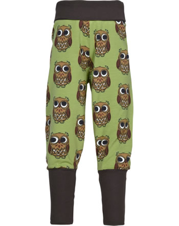 Maxomorra Bund-Hose OWL grün C3416-M476 GOTS
