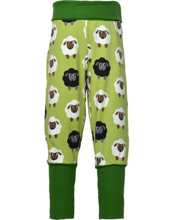 Maxomorra Bund-Hose SHEEP grün C3482-M476 GOTS