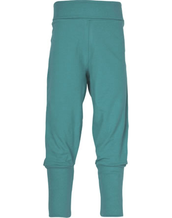 Maxomorra Bund-Hose SOLID arctic blue M451-D3309 GOTS