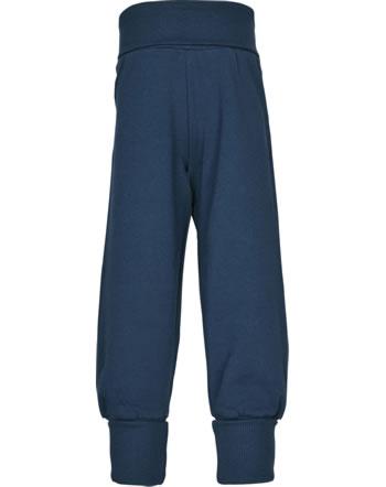 Maxomorra Bund-Hose SOLID NAVY blau C3494-M451 GOTS