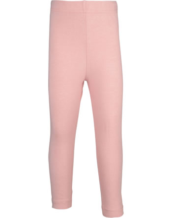 Maxomorra Capri-Leggings SOLID dusty rose GOTS M538-C3310