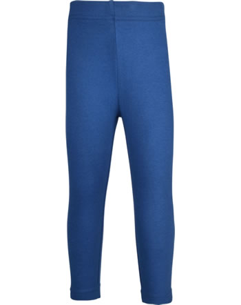 Maxomorra Capri-Leggings SOLID navy GOTS M538-C3359