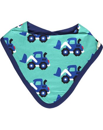 Maxomorra Dreieck-Halstuch LOADER blau C3480-M348 GOTS