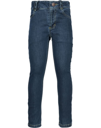 Maxomorra Jeans-Hose DENIM medium dark wash XAS5-54A GOTS