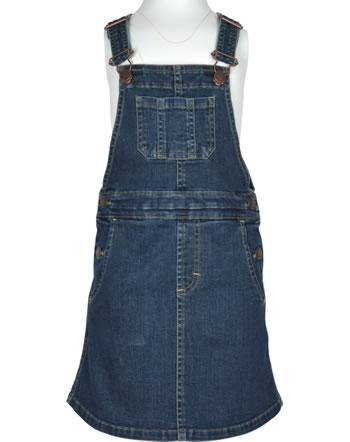 Maxomorra Jeans-Rock mit Träger DENIM medium dark wash XAS5-51A GOTS