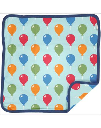 Maxomorra Cushion Cover 50x50 BALLOON blue C3483-M556 GOTS