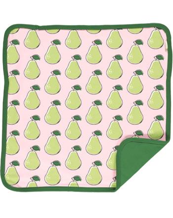 Maxomorra Cushion Cover PEAR pink C3417-M556 GOTS