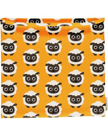Maxomorra Loop Schlauchschal CLASSIC SHEEP orange C3501-M585 GOTS