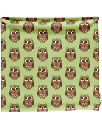 Maxomorra Loop Schlauchschal OWL grün C3416-M480 GOTS